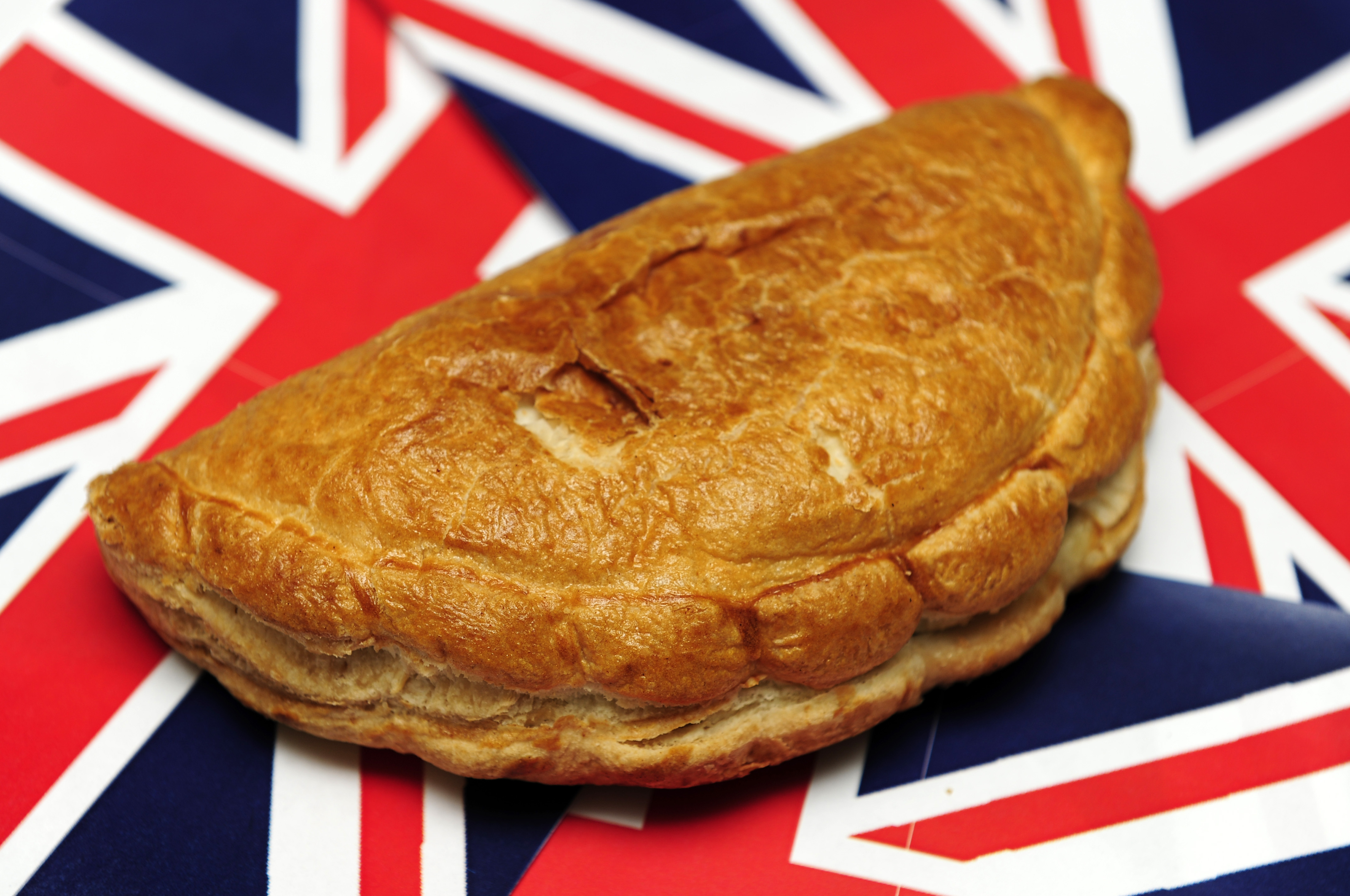 Cornish Pasty Lunch at the British Gala.